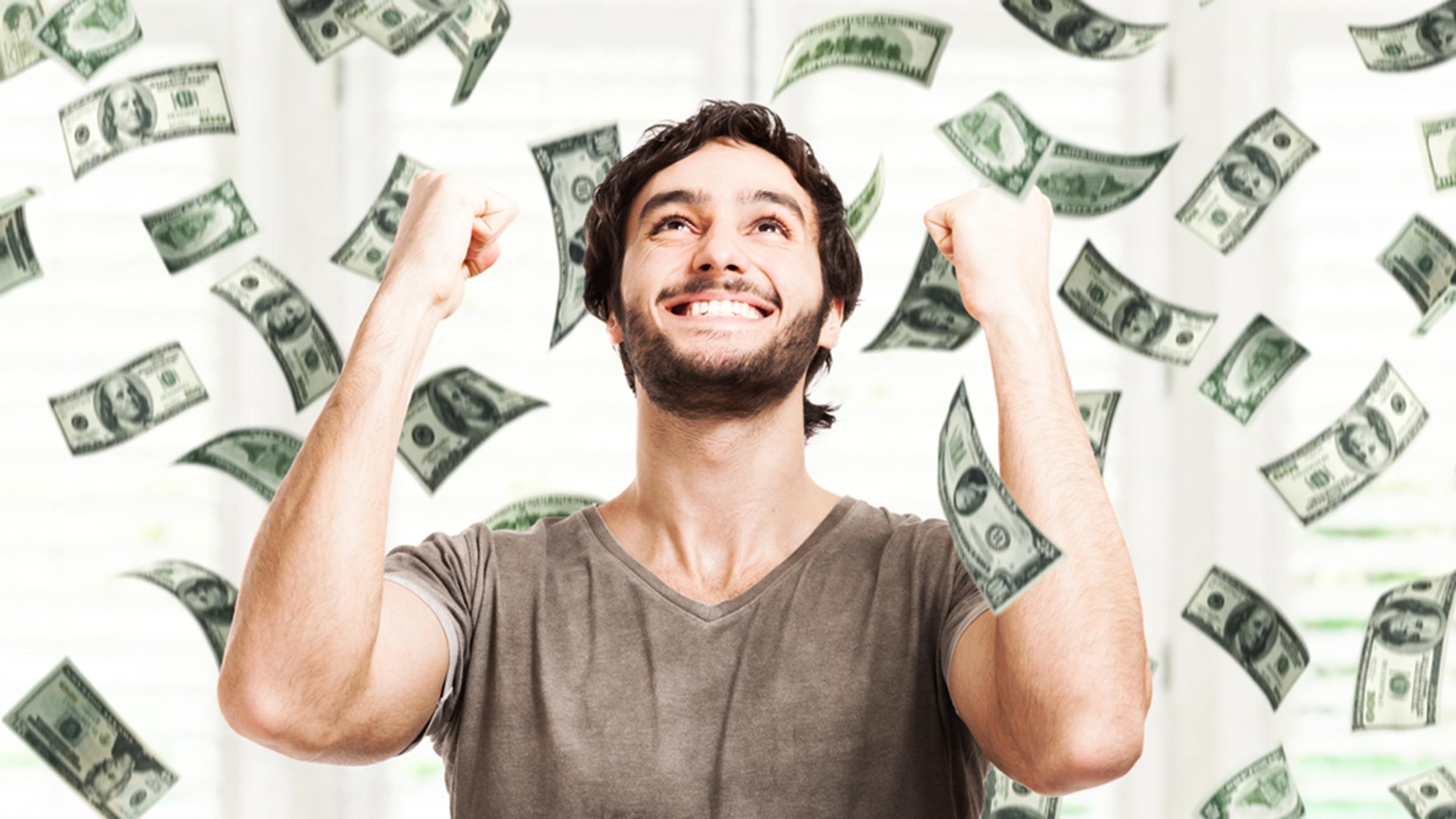 Posibilidades de obtener dinero fácilmente